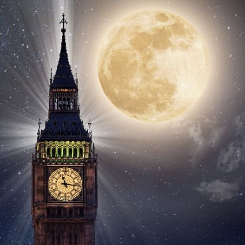 London Christmas Cards